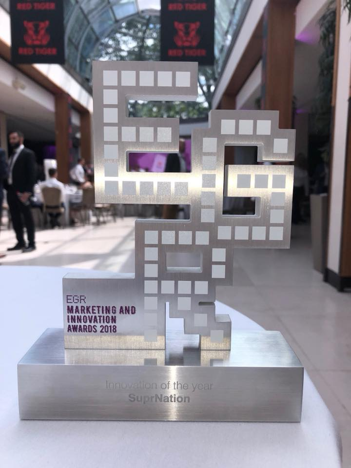 award EGR